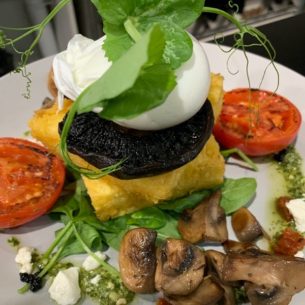 The One That Got Away- Vege Stack